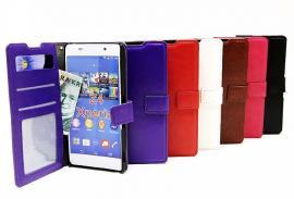Crazy Horse wallet Sony Xperia Z3+ (E6553)