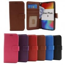 New Standcase Wallet OnePlus 3