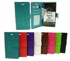 Crazy Horse Wallet Sony Xperia XZ1 (G8341)
