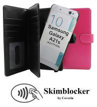 Skimblocker XL Magnet Wallet Samsung Galaxy A21s (A217F/DS)