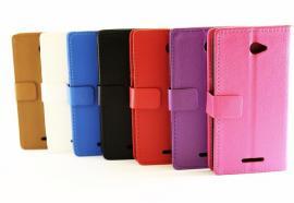 Standcase Wallet Sony Xperia E4 (E2105)