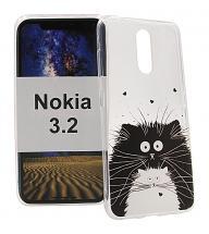 TPU Designcover Nokia 3.2