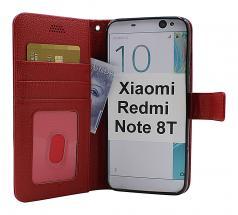 New Standcase Wallet Xiaomi Redmi Note 8T