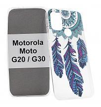 TPU Designcover Motorola Moto G20 / Moto G30