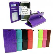 Crazy Horse Wallet Samsung Galaxy Xcover 4 (G390F)
