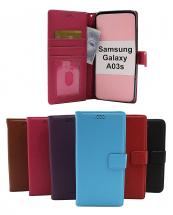 New Standcase Wallet Samsung Galaxy A03s (SM-A037G)