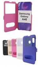 Flipcase Samsung Galaxy A40 (A405FN/DS)