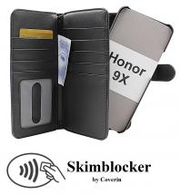 Skimblocker XL Magnet Wallet Honor 9X