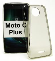 Ultra Thin TPU Cover Moto C Plus