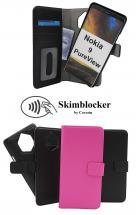 Skimblocker Magnet Wallet Nokia 9 PureView