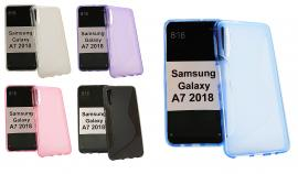 S-Line Cover Samsung Galaxy A7 2018 (A750FN/DS)