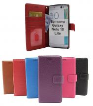 New Standcase Wallet Samsung Galaxy Note 10 Lite (N770F)