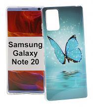 TPU Designcover Samsung Galaxy Note 20 5G (N981B/DS)