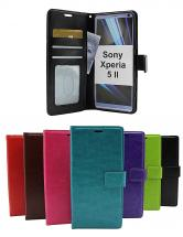 Crazy Horse Wallet Sony Xperia 5 II (XQ-AS52)