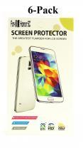 6-Pack Skærmbeskyttelse Huawei Honor 7 Lite (NEM-L21)