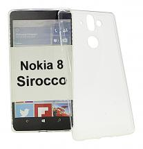 Ultra Thin TPU Cover Nokia 8 Sirocco