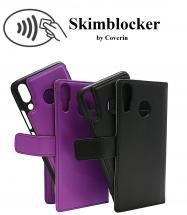 Skimblocker Magnet Wallet Asus ZenFone 5 (ZE620KL)