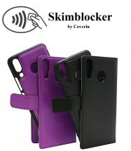 Skimblocker Magnet Wallet Asus ZenFone 5Z (ZS620KL)