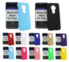 Hardcase Cover Motorola Moto G7 Play