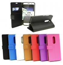 Standcase Wallet ZTE Axon 7