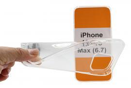 Ultra Thin TPU Cover iPhone 13 Pro Max (6.7)