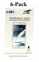 6-Pack Skærmbeskyttelse Huawei Honor 5X