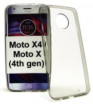 Ultra Thin TPU Cover Moto X4 / Moto X (4th gen)