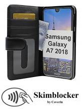 Skimblocker Mobiltaske Samsung Galaxy A7 2018 (A750FN/DS)