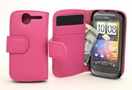 Mobiltaske HTC Desire, Hotpink