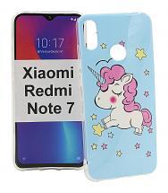 TPU Designcover Xiaomi Redmi Note 7
