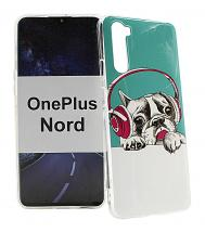 TPU Designcover OnePlus Nord