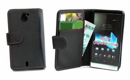 Mobiltaske Sony Xperia Sola Sort
