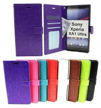 Crazy Horse Wallet Sony Xperia XA1 Ultra (G3221)