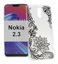 TPU Designcover Nokia 2.3