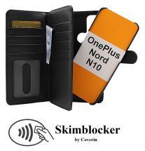 Skimblocker XL Magnet Wallet OnePlus Nord N10