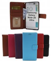 New Standcase Wallet Samsung Galaxy Note 20 Ultra 5G (N986B/DS)