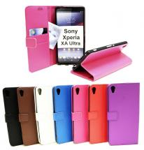 Standcase Wallet Sony Xperia XA Ultra (F3211)