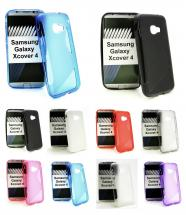 S-Line Cover Samsung Galaxy Xcover 4 (G390F)