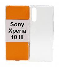 TPU Mobilcover Sony Xperia 10 III (XQ-BT52)