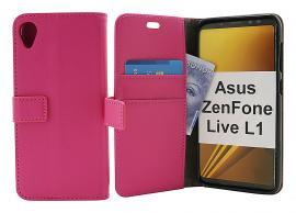 Standcase Wallet Asus ZenFone Live L1 (ZA550KL)