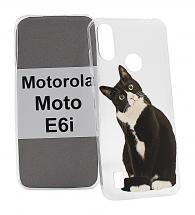 TPU Designcover Motorola Moto E6i