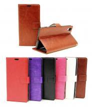 Crazy Horse Wallet Sony Xperia XA (F3111)