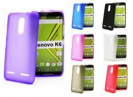 TPU Mobilcover Lenovo K6