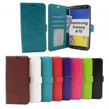 Crazy Horse Wallet Samsung Galaxy A70 (A705F/DS)
