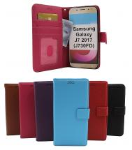 New Standcase Wallet Samsung Galaxy J7 2017 (J730FD)