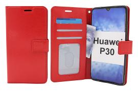 Crazy Horse Wallet Huawei P30