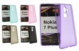TPU Mobilcover Nokia 7 Plus