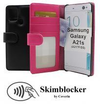 Skimblocker Mobiltaske Samsung Galaxy A21s (A217F/DS)