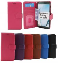 New Standcase Wallet Samsung Galaxy A5 2017 (A520F)