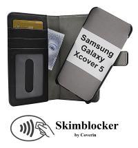 Skimblocker Magnet Wallet Samsung Galaxy Xcover 5 (SM-G525F)